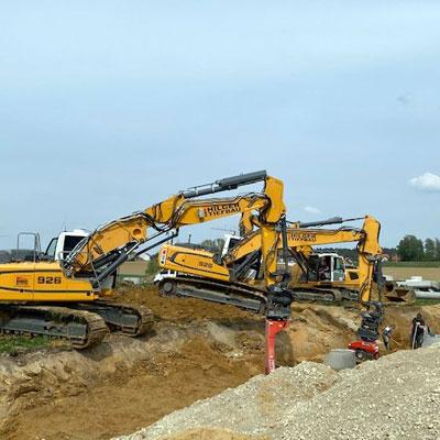 Baugebiet Granting