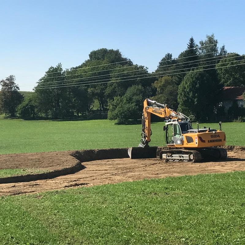 Vorbereitung des_Baugebietes_Schillerhof